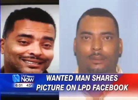 Man Sends Selfie To Replace Mugshot
