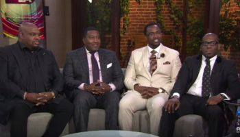 'The Preachers' Talk Show Hosts