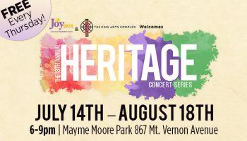 heritage concert
