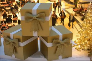 Berlin Retailers Gear Up For Christmas