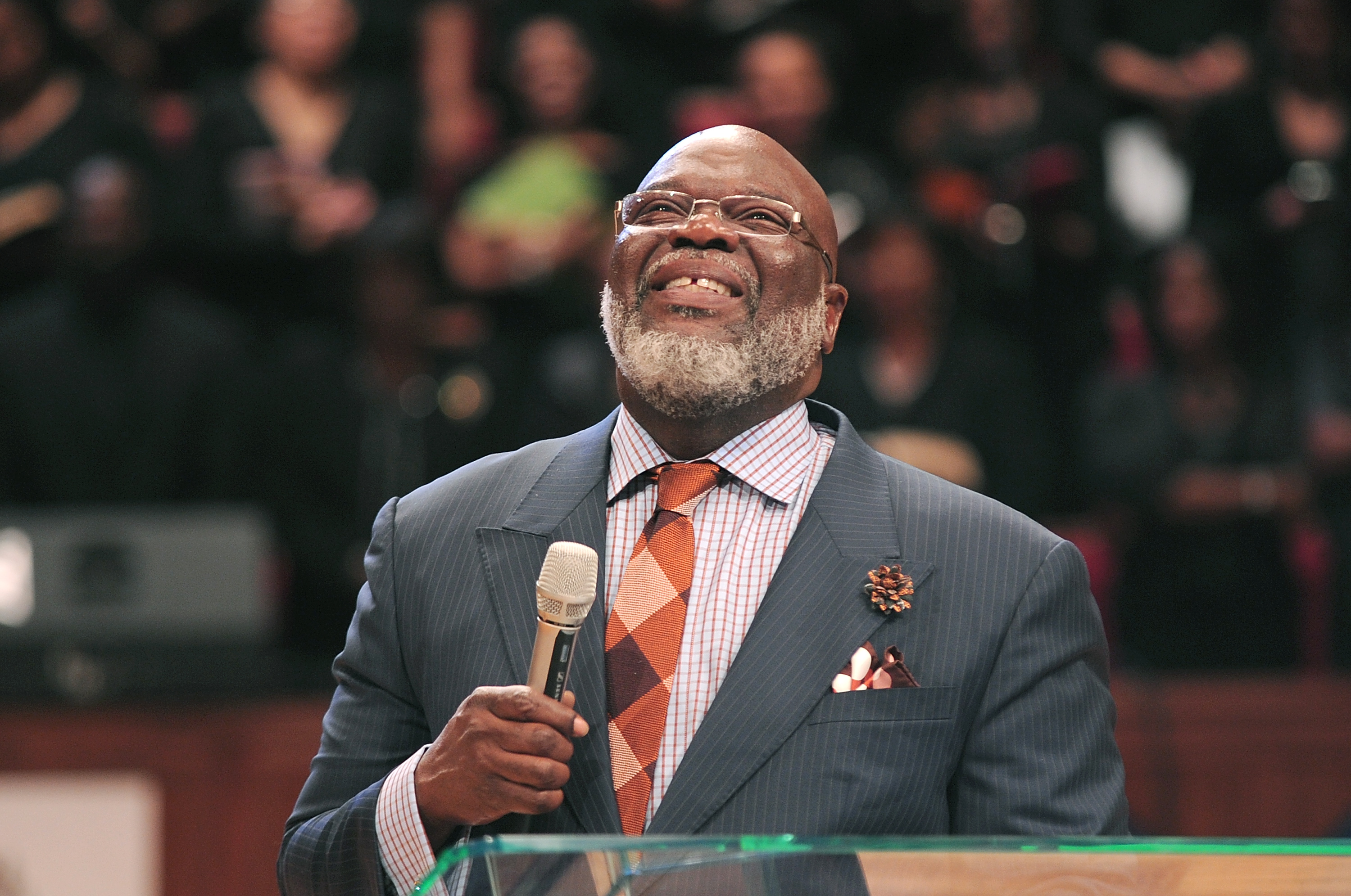 10 Power Messages From Bishop T D  Jakes To Get You Through 2017