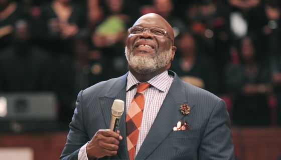10 Power Messages From Bishop T D  Jakes To Get You Through