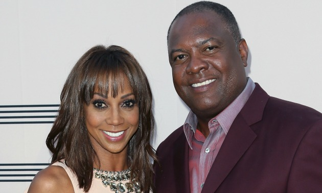 Rodney & Holly Robinson Peete