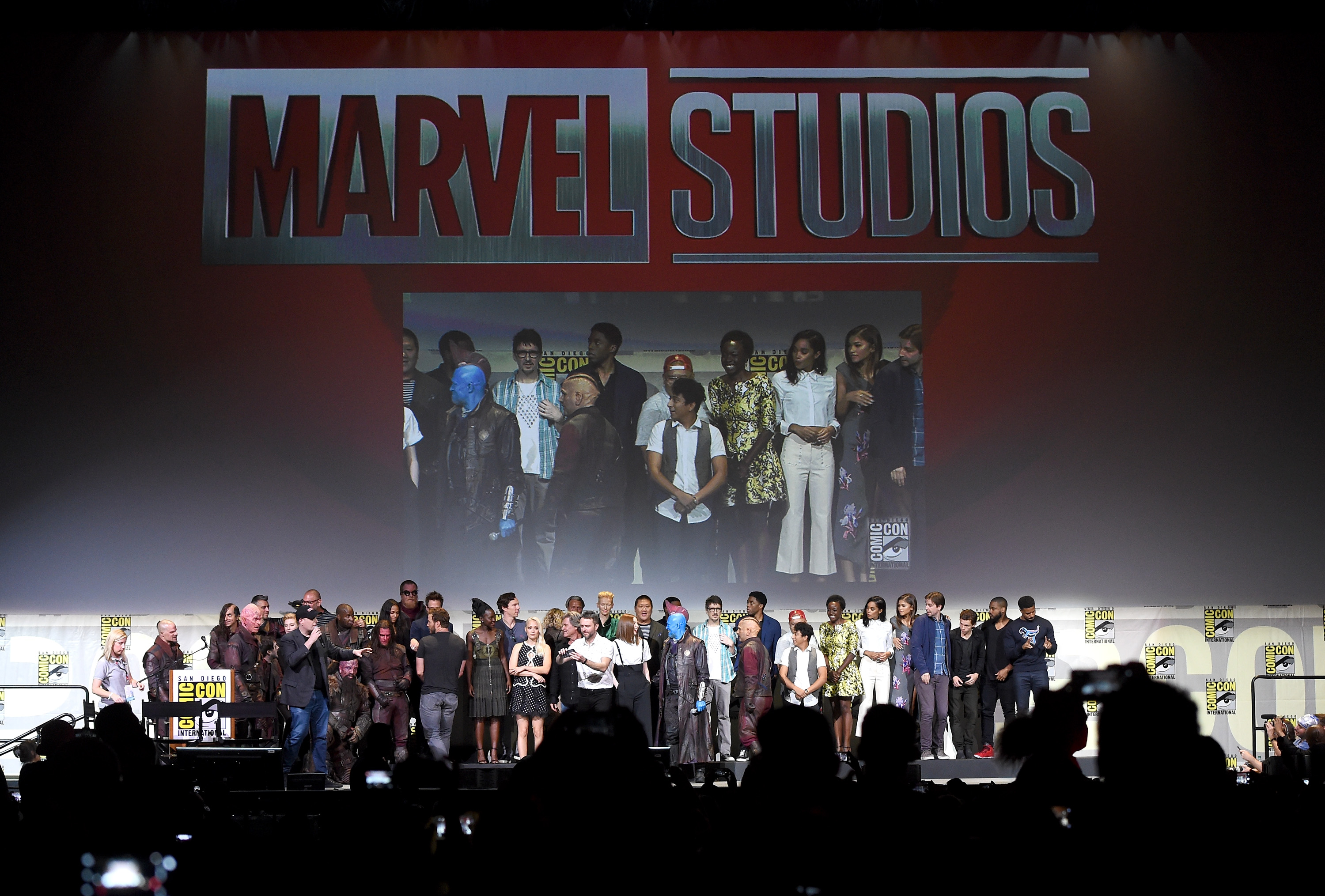 Comic-Con International 2016 - Marvel Studios Presentation