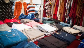 Multi Colored Clothing For Sale In Shop