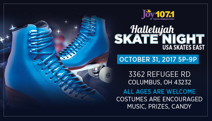Hallelujah Skate Night