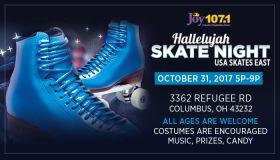 Hallelujah Skate Night