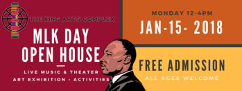 MLK Open House 2018