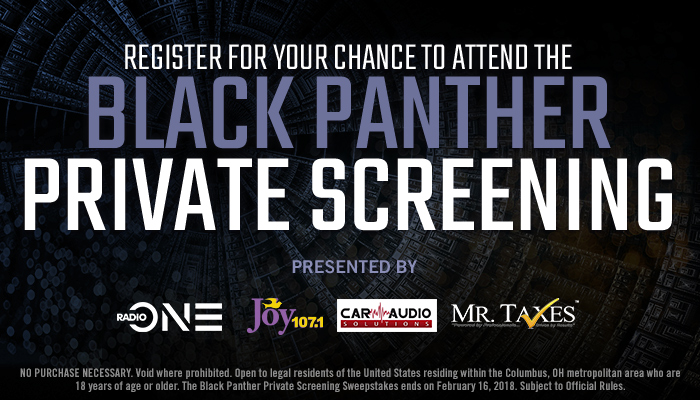 Black Panther Text to Win_Social media graphic_WCKX_