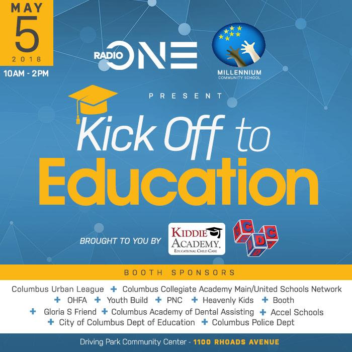 NEW EDUCATION EXPO FLYER