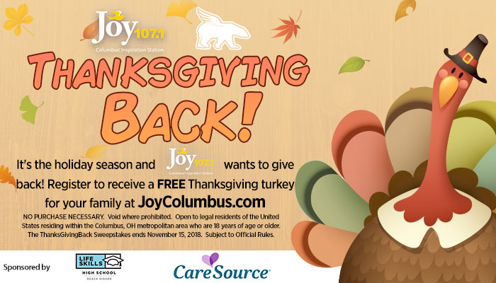 thanksgiving back