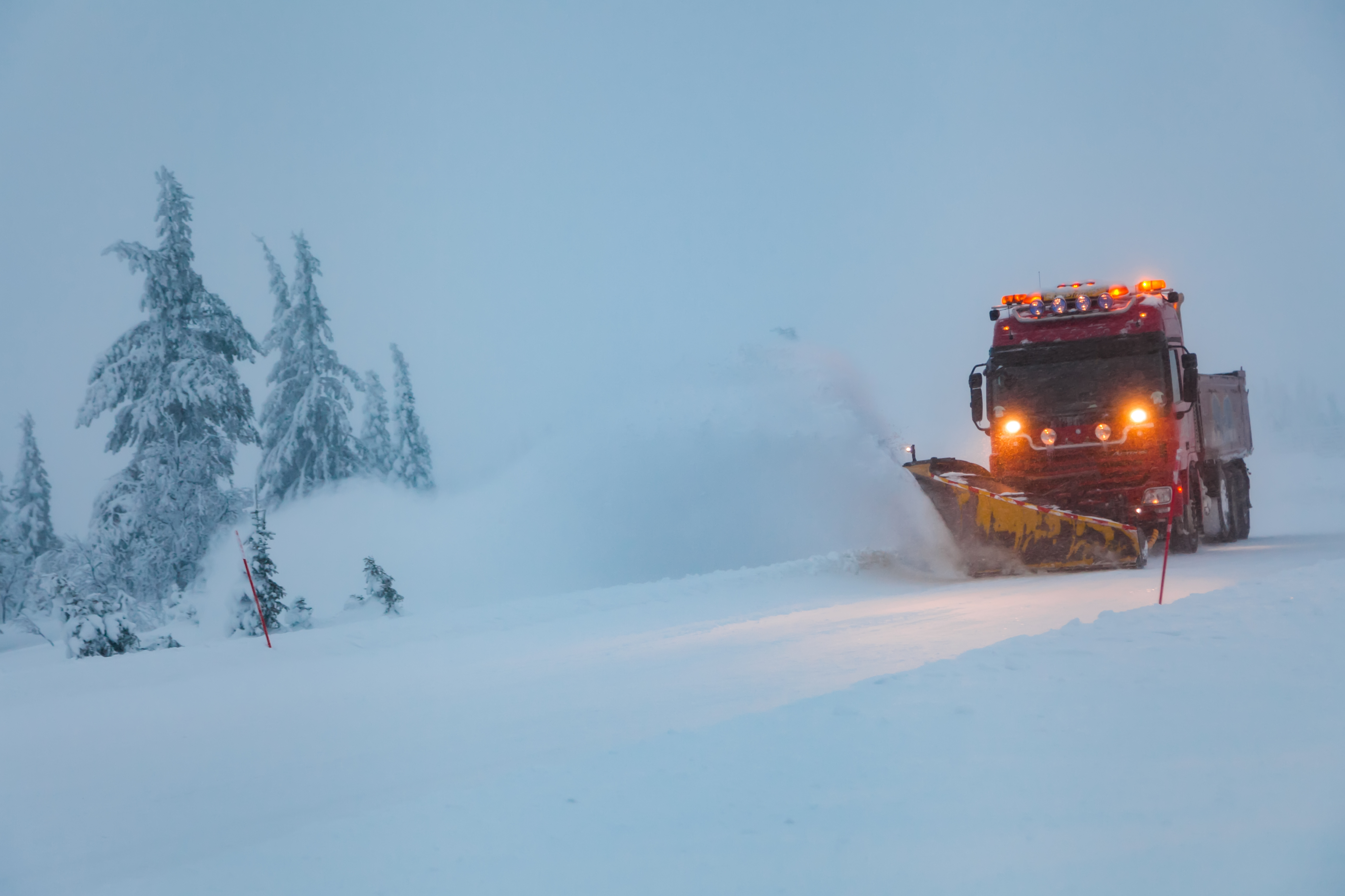 Update: Multiple Counties Issue Level 3 Snow Emergencies