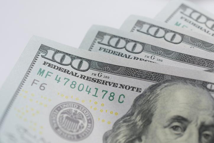 US dollar money.
