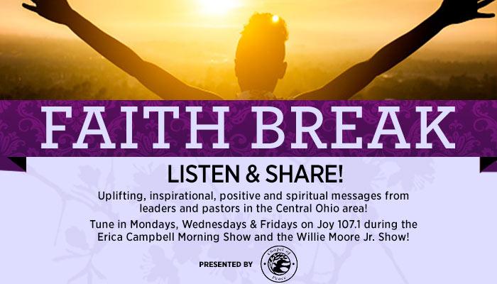 wjyd Faith Break