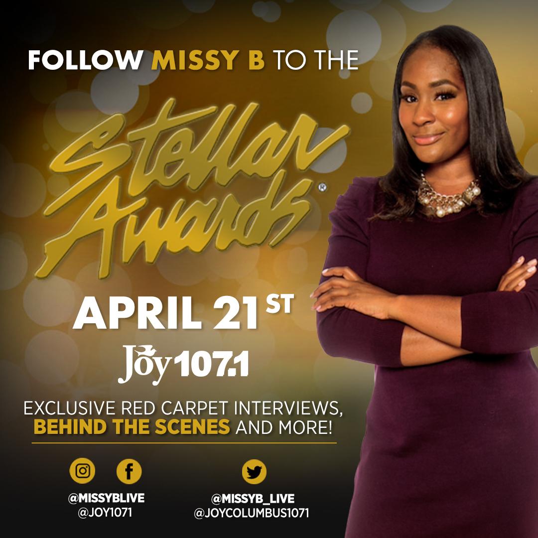 Missy B Stellar Awards 2019