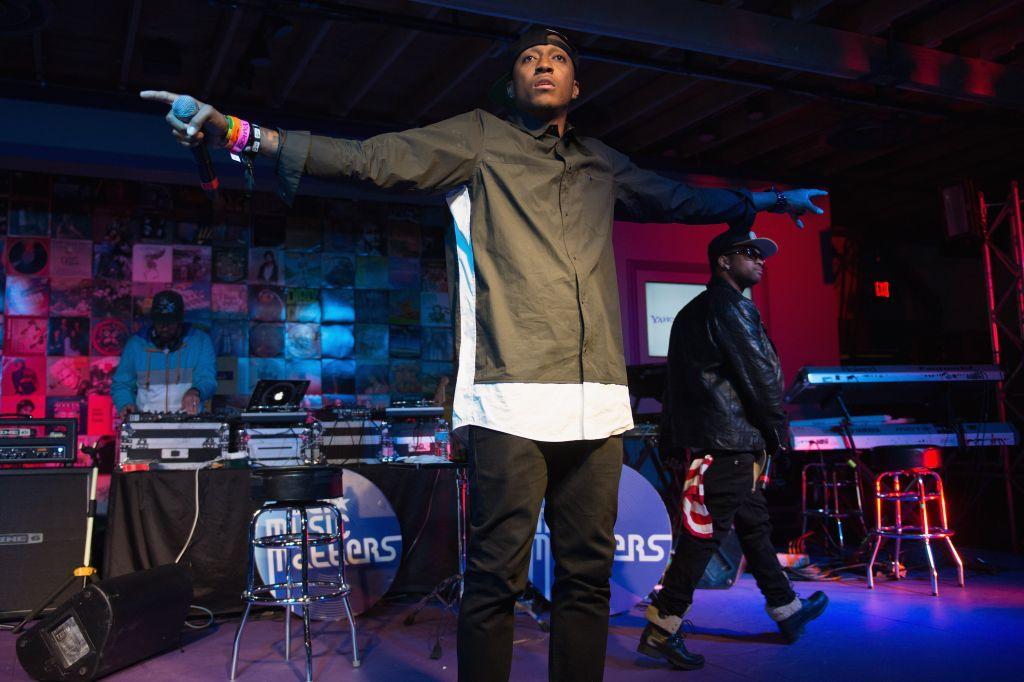 BET Music Matters Showcase At SXSW