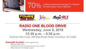 American Red Cross Columbus Blood Drive June