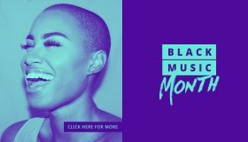 Black Music Month Feature Images